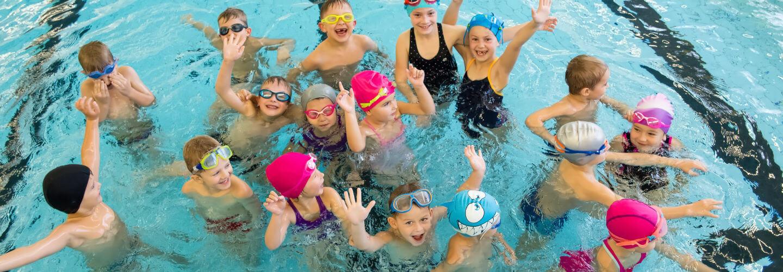 Plavání nás baví!