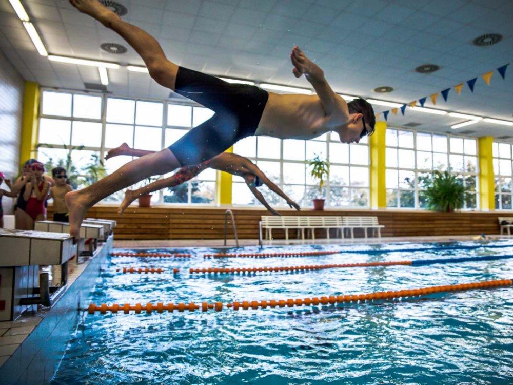 Plavecký oddíl Krupka slaví dva roky od svého založení